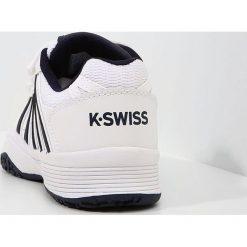 Buty do tenisa męskie: KSWISS COURT SMASH STRAP OMNI Obuwie multicourt white/navy