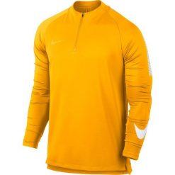 Odzież sportowa męska: Nike Koszulka męska Nike Dry Squad Drill żółta r. M (859197 845)