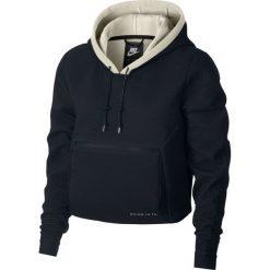 Bluza Nike Wmns NSW Tech Pack Hoodie Packable (930761-010). Czarne bluzy damskie marki Alpha Industries, z materiału. Za 279,99 zł.