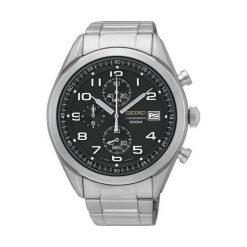 Zegarki męskie: Seiko Chronograph SSB269P1 - Zobacz także Książki, muzyka, multimedia, zabawki, zegarki i wiele więcej