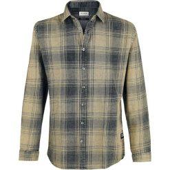 Shine Original Wilfred Koszula czarny. Białe koszule męskie marki bonprix, z klasycznym kołnierzykiem, z długim rękawem. Za 121,90 zł.