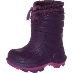 Viking EXTREME Śniegowce purple/fuchsia. Fioletowe buty zimowe damskie Viking, z materiału. W wyprzedaży za 153,30 zł.