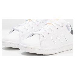 Adidas Originals STAN SMITH Tenisówki i Trampki footwear white/gold metallic. Białe tenisówki męskie marki adidas Originals, z materiału. Za 249,00 zł.