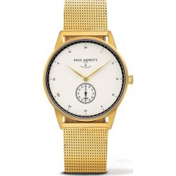 Biżuteria i zegarki damskie: Zegarek unisex Paul Hewitt Signature PH-M1-G-W-4M