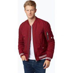 Finshley & Harding London - Kurtka męska, czerwony. Czarne kurtki męskie marki BIG STAR, z gumy. Za 199,95 zł.