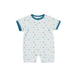 Pink or blue  Rampersy Gwiazdki. Czerwone rampersy niemowlęce marki Salt and Pepper, z bawełny. Za 39,00 zł.