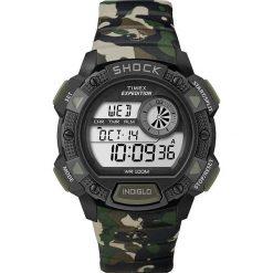 Timex EXPEDITION BASE SHOCK Zegarek cyfrowy schwarz/grün. Zielone zegarki męskie Timex. Za 299,00 zł.