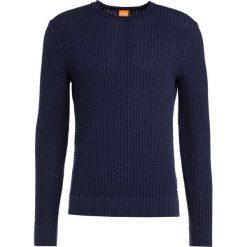 Swetry klasyczne męskie: BOSS Orange KINDPAUL Sweter dark blue