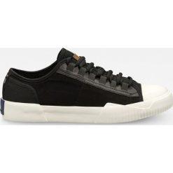 G-Star Raw - Buty Rackam. Szare buty skate męskie G-Star RAW, z gumy, na sznurówki. W wyprzedaży za 339,90 zł.