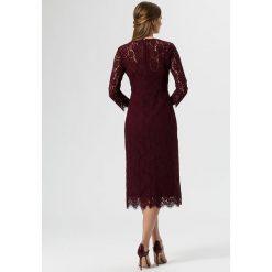 Długie sukienki: IVY & OAK Długa sukienka merlot