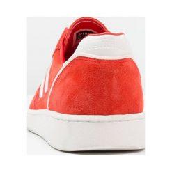 Hummel TEAM Tenisówki i Trampki fiery red. Czerwone tenisówki damskie marki Hummel, z materiału. Za 379,00 zł.