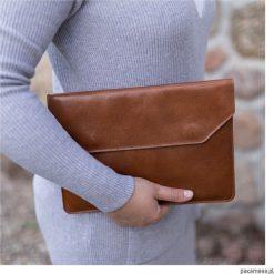 Kopertówki damskie: Etui na tablet, skórzana kopertówka