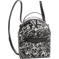 Plecak MICHAEL MICHAEL KORS - Jessa 30T8SEVB5T  Black. Białe plecaki damskie MICHAEL Michael Kors, ze skóry, klasyczne. Za 1309,00 zł.