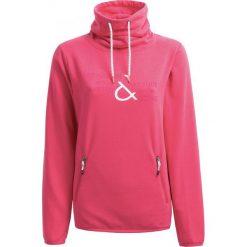 Bluza damska BLD605 - różowy - Outhorn. Czerwone bluzy damskie Outhorn, z materiału. W wyprzedaży za 79,99 zł.
