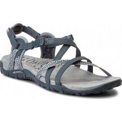 Sandały damskie: Sandały MERRELL – Terran Lattice J98758 Slate