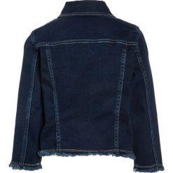 Kurtki chłopięce przeciwdeszczowe: Sisley Kurtka jeansowa blue denim