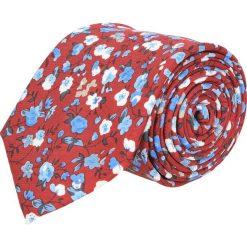 Krawat platinum bordo classic 249. Różowe krawaty męskie Recman. Za 49,00 zł.