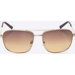Okulary przeciwsłoneczne męskie: Guess Jeans – Okulary GG2114