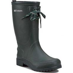 Kalosze TRETORN - Strong S 47 294260 Green. Zielone buty zimowe damskie Tretorn, z kauczuku. Za 301,00 zł.