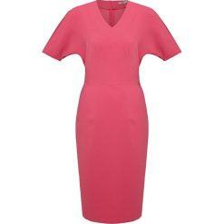 Sukienki hiszpanki: Sukienka w kolorze różowym