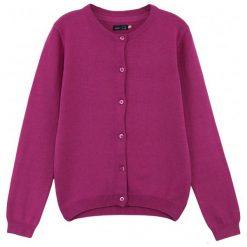 Swetry dziewczęce: Sweter-kardigan dla dziewczynki
