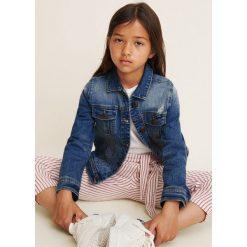 Odzież dziecięca: Mango Kids – Kurtka dziecięca Allegra 104-164 cm