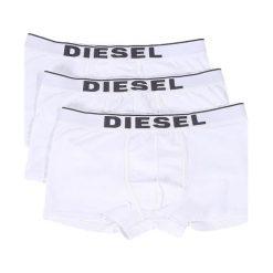 Diesel Bokserki Męskie 3 Pack Damien Xl Białe. Białe bokserki męskie Diesel, z bawełny. Za 179,00 zł.