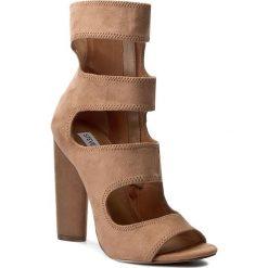Sandały damskie: Sandały STEVE MADDEN - Tawnie Sandal 91000381-0S0-09002-13001 Camel