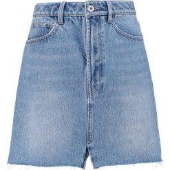 Spódniczki trapezowe: Miss Sixty KHAYRA SKIRT Spódnica trapezowa blue denim