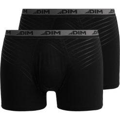 DIM ULTIMATE 2 PACK Panty noir. Czarne bokserki męskie DIM, z bawełny. Za 129,00 zł.