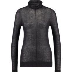 Swetry klasyczne damskie: Sisley TURTLE NECK Sweter black