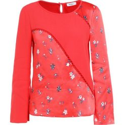 MAX&Co. PAGELLA Bluzka red. Czerwone bluzki damskie MAX&Co., z materiału. W wyprzedaży za 349,50 zł.