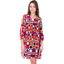Sukienki balowe: Elegancka sukienka w oryginalne wzory BIALCON