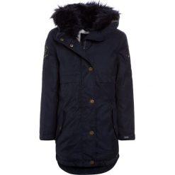 Catimini Płaszcz zimowy marine. Niebieskie kurtki chłopięce zimowe marki Retour Jeans, z bawełny. W wyprzedaży za 473,85 zł.