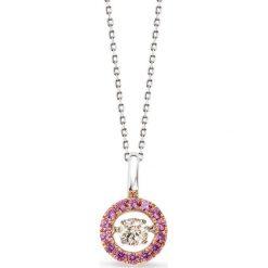 Biżuteria i zegarki damskie: Piękny Wisiorek - , Brylant 0,15ct...