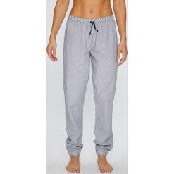 Tommy Hilfiger - Spodnie piżamowe. Szare piżamy damskie TOMMY HILFIGER, l, z bawełny. Za 249,90 zł.