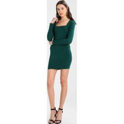 Sukienki hiszpanki: Ivyrevel ROSEAU DRESS Sukienka etui forest green