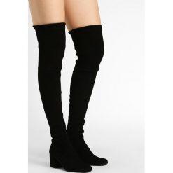 Pretty Ballerinas ANGELIS Muszkieterki black. Czarne buty zimowe damskie marki Pretty Ballerinas. W wyprzedaży za 1679,20 zł.