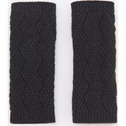 Rękawiczki bez palców - Czarny. Czarne rękawiczki damskie Reserved. Za 29,99 zł.