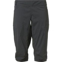 Spodnie dresowe damskie: Haglöfs AMFIBIE II Rybaczki sportowe magnetite