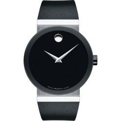 Zegarek damski Movado Sapphire 0606780. Niebieskie zegarki damskie Movado. Za 5570,00 zł.