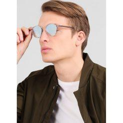 RayBan Okulary przeciwsłoneczne trasparent / brown gradient mirror silver. Brązowe okulary przeciwsłoneczne damskie aviatory Ray-Ban. Za 739,00 zł.