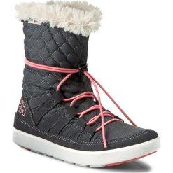 Buty zimowe damskie: Śniegowce HELLY HANSEN – W Harriet 109-89.964 Charcoal