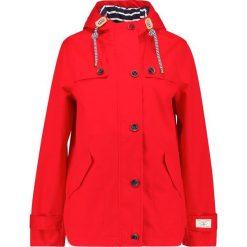 Tom Joule WATERPROOF COAT Kurtka przeciwdeszczowa red. Czerwone kurtki damskie przeciwdeszczowe marki Tom Joule, z bawełny. Za 419,00 zł.