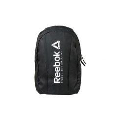 Plecaki Reebok Sport  Plecak  Foundation Medium BK6002. Czarne plecaki męskie Reebok Sport, sportowe. Za 79,99 zł.