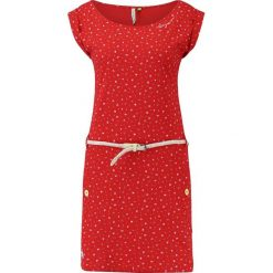 Odzież damska: Ragwear TAG A ORGANIC Sukienka z dżerseju chili red
