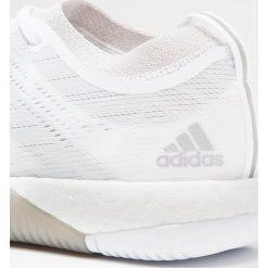 Buty damskie: adidas Performance CRAZYTRAIN ELITE Obuwie treningowe white/tech silver metallic/grey one