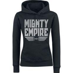Bluzy rozpinane damskie: Star Wars Solo: A Star Wars Story - Mighty Empire Bluza z kapturem damska czarny