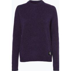 Calvin Klein Jeans - Sweter damski, lila. Czarne swetry klasyczne damskie Calvin Klein Jeans, m, z jeansu. Za 529,95 zł.