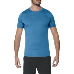 Asics Koszulka męska Stride SS Top niebieska r. M (141198 8155). Niebieskie t-shirty męskie Asics, m. Za 99,00 zł.